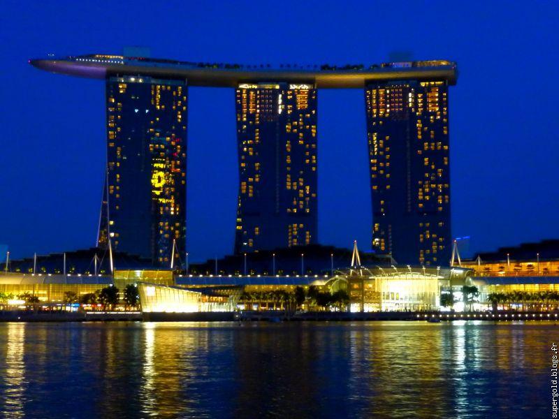 Supergold le blog multim dia 100 facile et gratuit for Singapour hotel piscine sur le toit